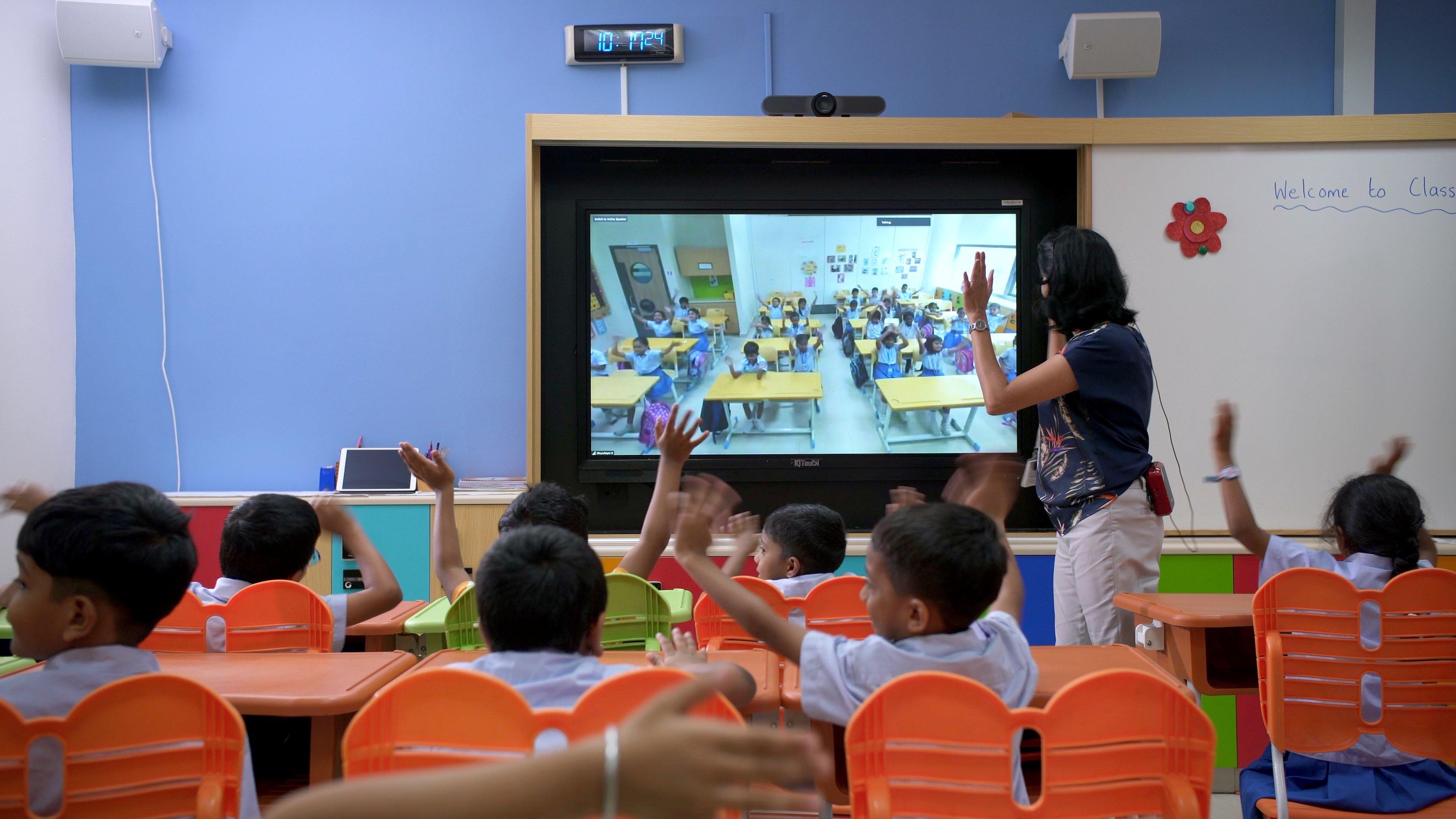 GIIS Classrooms 81