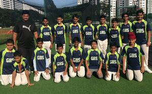 GIIS(PG) Campus team win Silver medals (ACSIS U-12 Division 1)