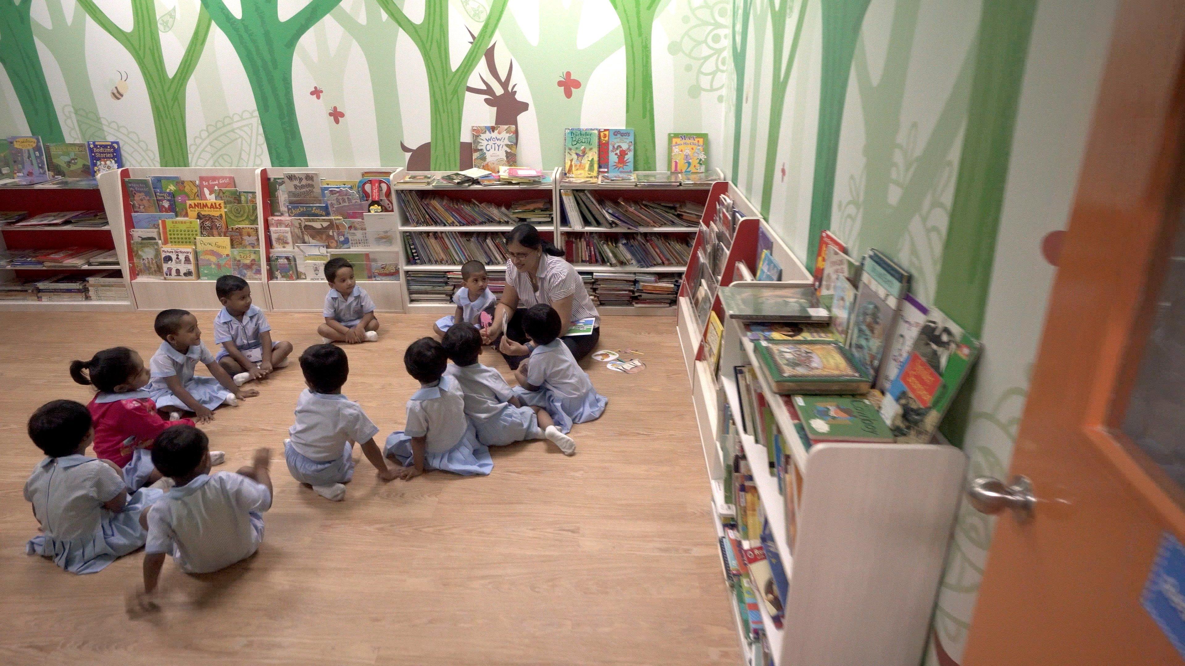 GIIS_Preschool role of play
