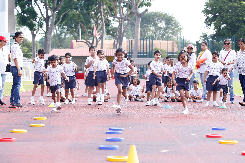 Sports improves for soft skills in children