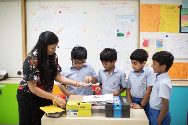 Primary Teacher-activity
