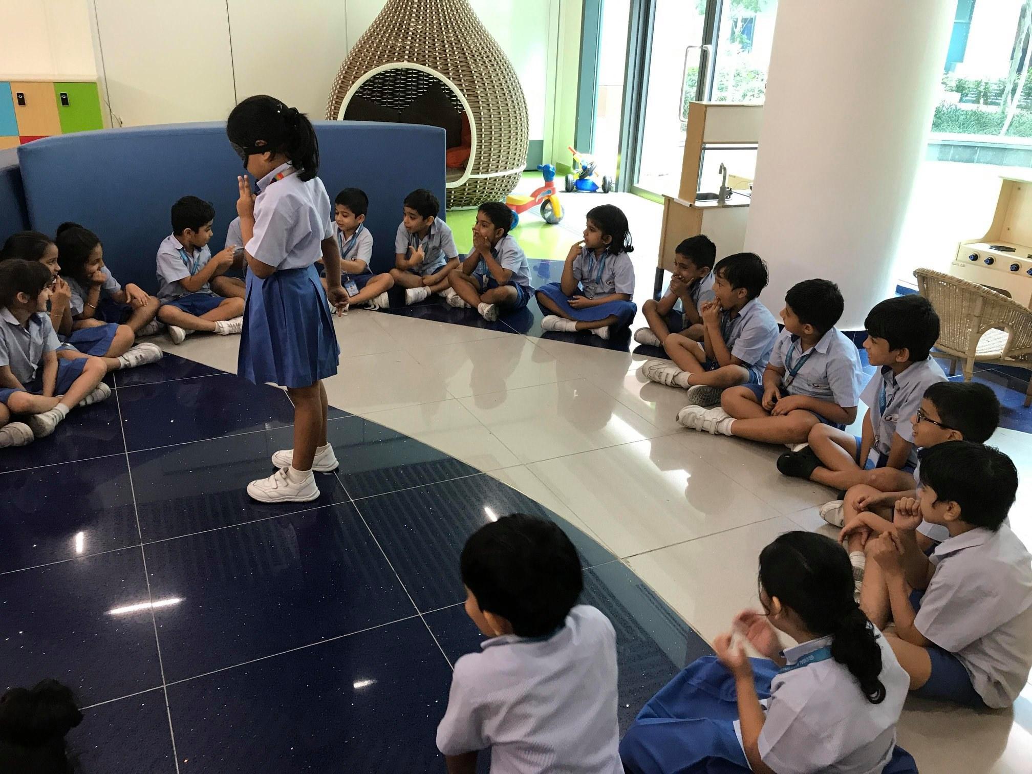 giis primary school