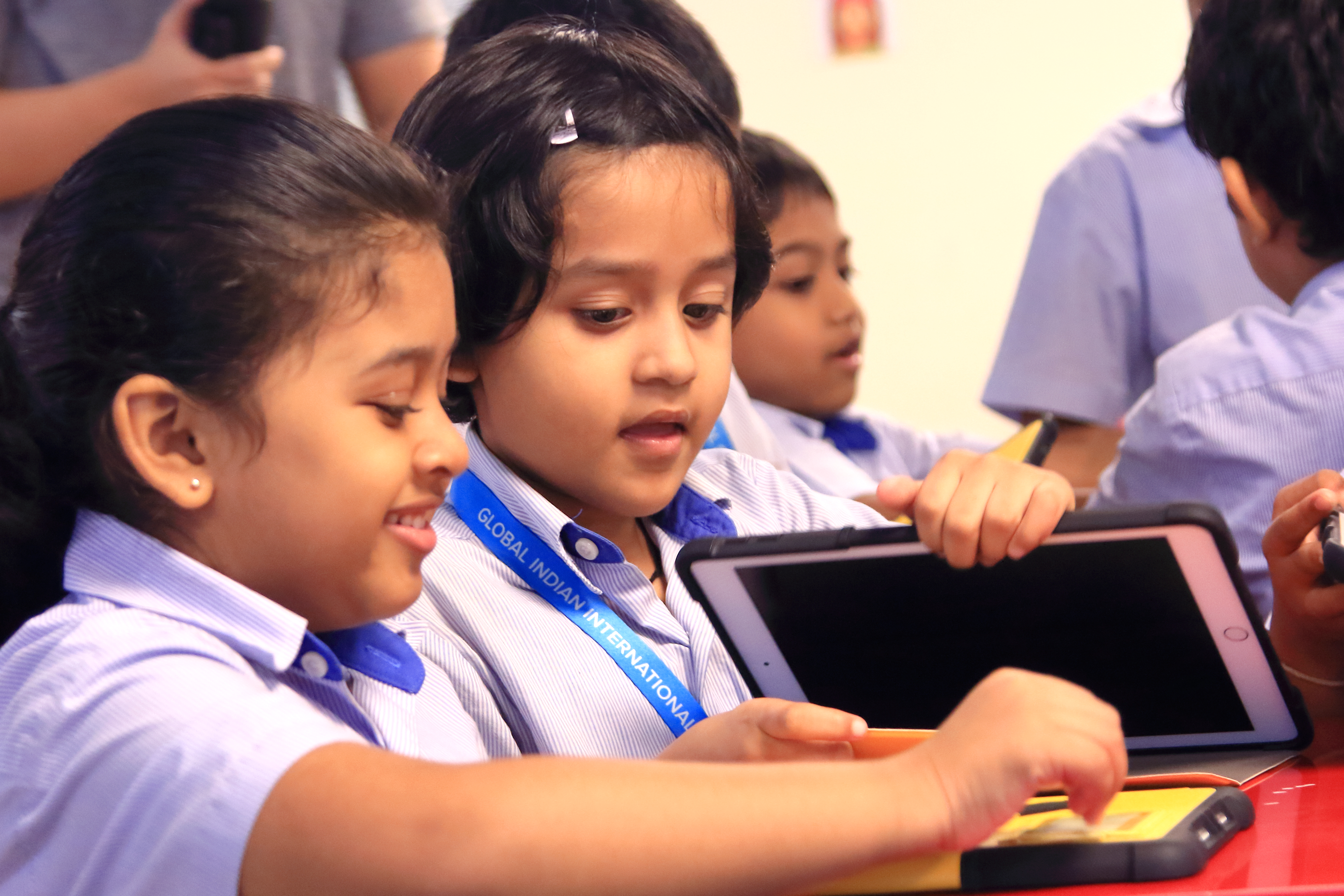 GIIS Bridge Programme for Primary School